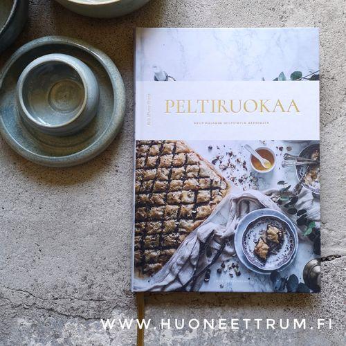 Peltiruokaa, Viola Virtamo, Cozy Publishing