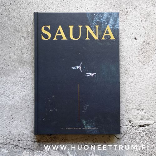 Sauna-kirja, Talvitie-Thorén-Virtamo, Cozy Publishing